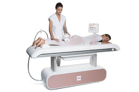 Cellu M6 LPG Endermologie